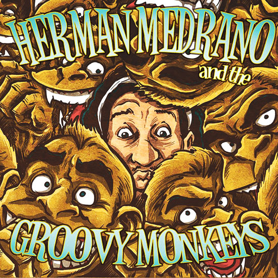 hermanmedrano thegroovymonkeys simie